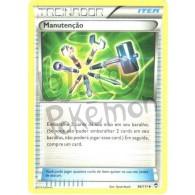 Manutenção 96/111 - Punhos Furiosos - Card Pokémon