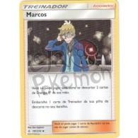 Marcos - Reverse Holo 181/214 - Elos Inquebráveis - Card Pokémon