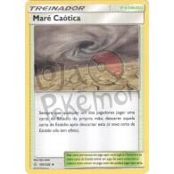 Maré Caótica - Reverse Holo 187/236 - Eclipse Cósmico - Card Pokémon