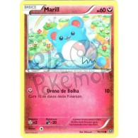 Marill 76/114 - Cerco de Vapor - Card Pokémon