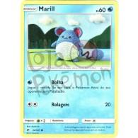 Marill 34/147 - Sombras Ardentes - Card Pokémon
