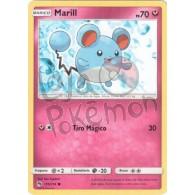 Marill 135/214 - Trovões Perdidos - Card Pokémon