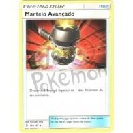 Martelo Avançado 124/145 - Guardiões Ascendentes - Card Pokémon