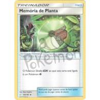 Memória de Planta 143/181 - União de Aliados - Card Pokémon