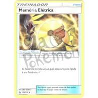 Memória Elétrica 121/156 - Ultra Prisma - Card Pokémon