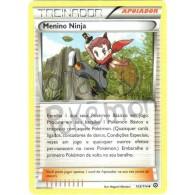 Menino Ninja 103/114 - Cerco de Vapor - Card Pokémon