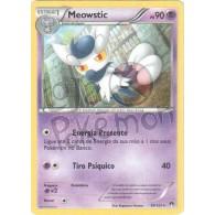Meowstic 59/122 - Turbo Colisão - Card Pokémon