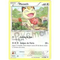 Meowth 67/108 - Céus Estrondosos - Card Pokémon