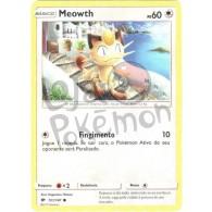 Meowth 101/147 - Sombras Ardentes - Card Pokémon