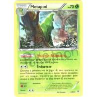 Metapod 4/83 - Gerações - Card Pokémon