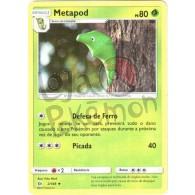 Metapod 2/149 - Sol e Lua - Card Pokémon
