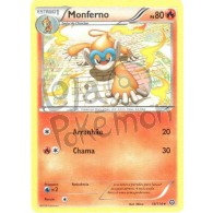 Monferno 19/114 - Cerco de Vapor - Card Pokémon
