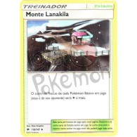 Monte Lanakila - Reverse Holo 118/147 - Sombras Ardentes - Card Pokémon