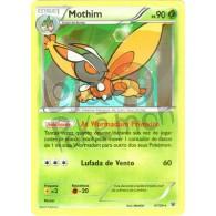 Mothim 4/124 - Fusão de Destinos - Card Pokémon
