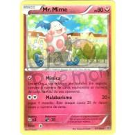 Mr. Mime 67/124 - Fusão de Destinos - Card Pokémon