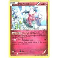 Mr. Mime 97/162 - Turbo Revolução - Card Pokémon