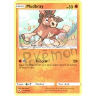 Mudbray 77/147 - Sombras Ardentes - Card Pokémon