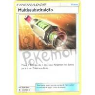 Multissubstituição - Reverse Holo 129/145 - Guardiões Ascendentes - Card Pokémon