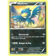 Murkrow 51/119 - Força Fantasma - Card Pokémon