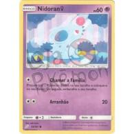 Nidoran♀ 54/181 - União de Aliados - Card Pokémon