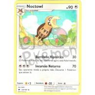Noctowl 107/147 - Sombras Ardentes - Card Pokémon