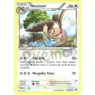 Noctowl 120/162 - Turbo Revolução - Card Pokémon