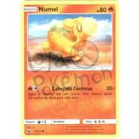 Numel - Reverse Holo 13/111 - Invasão Carmim - Card Pokémon