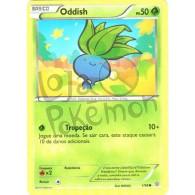Oddish 1/98 - Origens Ancestrais - Card Pokémon
