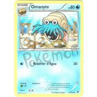 Omanyte 17/124 - Fusão de Destinos - Card Pokémon