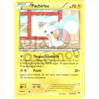 Pachirisu 25/119 - Força Fantasma - Card Pokémon