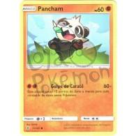 Pancham 72/145 - Guardiões Ascendentes - Card Pokémon
