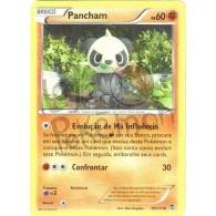 Pancham 59/111 - Punhos Furiosos - Card Pokémon