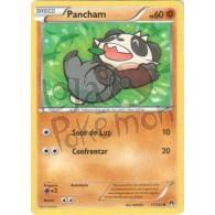 Pancham 71/122 - Turbo Colisão - Card Pokémon