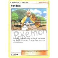 Pandam 126/145 - Guardiões Ascendentes - Card Pokémon