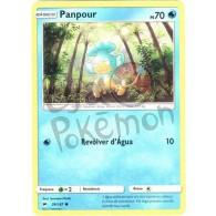 Panpour 36/147 - Sombras Ardentes - Card Pokémon