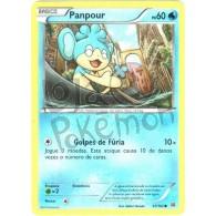Panpour 41/162 - Turbo Revolução - Card Pokémon