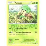 Pansage 10/146 - X Y - Card Pokémon