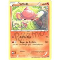 Pansear 22/146 - X Y - Card Pokémon