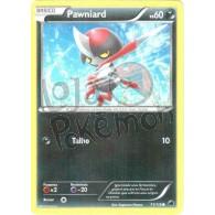 Pawniard 71/116 - Congelamento de Plasma - Card Pokémon