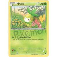Petilil 7/122 - Turbo Colisão - Card Pokémon