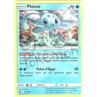 Phione 30/70 - Dragões Soberanos - Card Pokémon