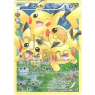 Pikachu - Full Art RC29/RC32 - Gerações - Card Pokémon