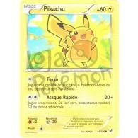 Pikachu 42/146 - X Y - Card Pokémon