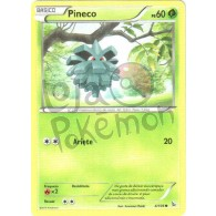 Pineco 4/106 - Flash de Fogo - Card Pokémon