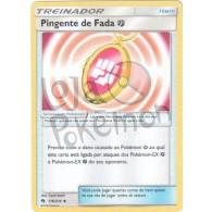 Pingente de Fada L 176/214 - Trovões Perdidos - Card Pokémon