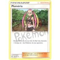 Pluméria 120/147 - Sombras Ardentes - Card Pokémon