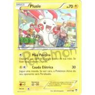 Plusle 31/111 - Punhos Furiosos - Card Pokémon
