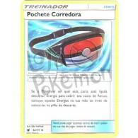 Pochete Corredora 92/111 - Invasão Carmim - Card Pokémon