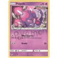 Poipole 107/214 - Trovões Perdidos - Card Pokémon