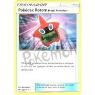 Pokédex Rotom Modo Pokévisor 122/147 - Sombras Ardentes - Card Pokémon